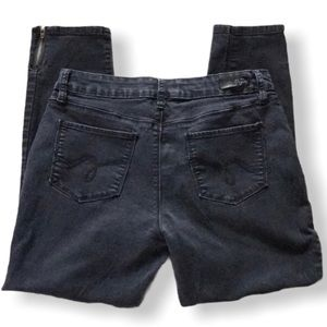 Royalty For Me Charcoal Size 10 Capris